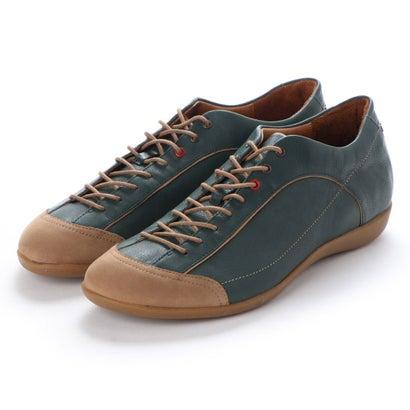 【アウトレット】ヨーロッパコンフォートシューズ EU Comfort Shoes Benvado スニーカー(30002) (ブルー)