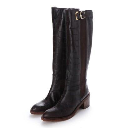 【アウトレット】ヨーロッパコンフォートシューズ EU Comfort Shoes looky ロングブーツ(3622-A) (ダークブラウン)