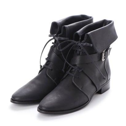 【アウトレット】ヨーロッパコンフォートシューズ EU Comfort Shoes looky ショートブーツ(2514-A) (ブラック)