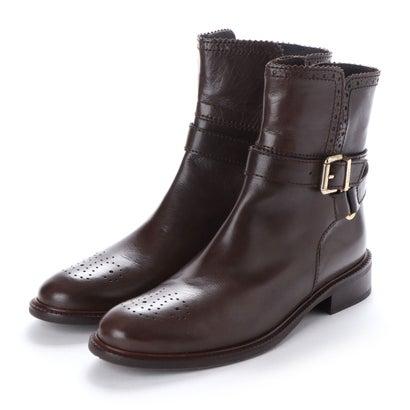 【アウトレット】ヨーロッパコンフォートシューズ EU Comfort Shoes looky ショートブーツ(2521-A) (ダークブラウン)