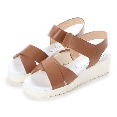 ヨーロッパコンフォートシューズ EU Comfort Shoes Palanti サンダル(5445) (ブラウン)