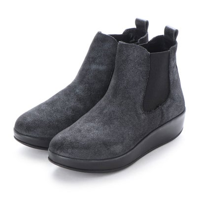 【アウトレット】ヨーロッパコンフォートシューズ EU Comfort Shoes FLYLONDON ショートブーツ(500.901) (ブラック)