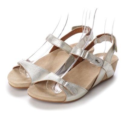 あす楽 交換 返品可能 ヨーロッパコンフォートシューズ EU Comfort Shoes ロコンド [正規販売店] 28018 Benvado シルバー サンダル レディースシューズ アウトレット オーバーのアイテム取扱☆