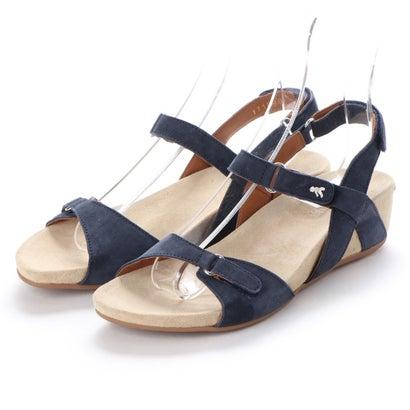 あす楽 交換 返品可能 ヨーロッパコンフォートシューズ EU Comfort Shoes サンダル Benvado ストアー ロコンド ダークネイビー 28018 アウトレット 安心と信頼 レディースシューズ
