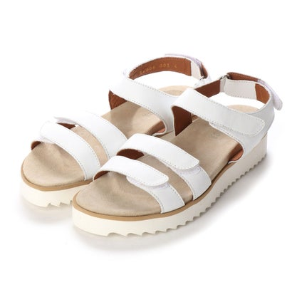 最新 あす楽 交換 返品可能 ヨーロッパコンフォートシューズ EU Comfort Shoes ディスカウント Benvado レディースシューズ ロコンド コンフォートシューズ サンダル ホワイト 36006