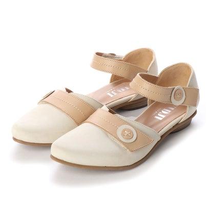 【アウトレット】ヨーロッパコンフォートシューズ EU Comfort Shoes FIDJI V104 (ベージュ)