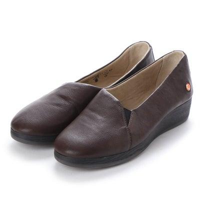 【アウトレット】ヨーロッパコンフォートシューズ EU Comfort Shoes Softinos パンプス(900.416) (ブラウン)