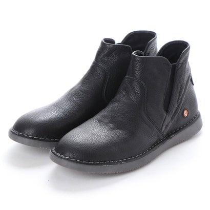 【アウトレット】ヨーロッパコンフォートシューズ EU Comfort Shoes Softinos ショートブーツ(900.413) (ブラック)