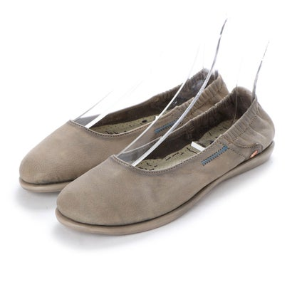 【アウトレット】ヨーロッパコンフォートシューズ EU Comfort Shoes Softinos スリッポン(900.275) (グレー)