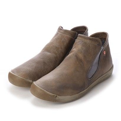 【アウトレット】ヨーロッパコンフォートシューズ EU Comfort Shoes Softinos ショートブーツ(900.086) (グレー)