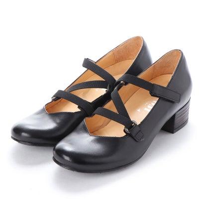 【アウトレット】ヨーロッパコンフォートシューズ EU Comfort Shoes FIDJI V664 (ブラック)