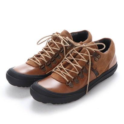 【アウトレット】ヨーロッパコンフォートシューズ EU Comfort Shoes FLYLONDON スニーカー(601.221) (ライトブラウン)
