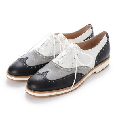 ヨーロッパコンフォートシューズ EU Comfort Shoes Palanti レースアップシューズ(5370) (ブラックコンビ)