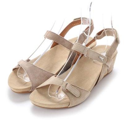 あす楽 往復送料無料 交換 返品可能 ヨーロッパコンフォートシューズ EU Comfort Shoes レディースシューズ 28018 サンダル ロコンド 使い勝手の良い Benvado ベージュ