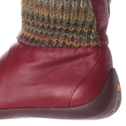 アウトレット ヨーロッパコンフォートシューズ EU Comfort Shoes Softinos ショートブーツ 900 289レッドEHI2eWYbD9