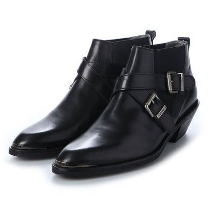 【アウトレット】ヨーロッパコンフォートシューズ EU Comfort Shoes looky ショートブーツ(0745-A) (ブラック)