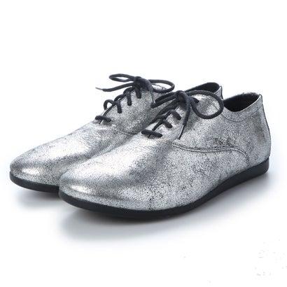【アウトレット】ヨーロッパコンフォートシューズ EU Comfort Shoes FLYLONDON スニーカー(144.134) (シルバー)