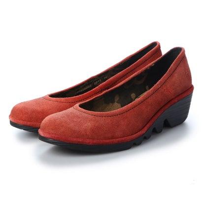 【アウトレット】ヨーロッパコンフォートシューズ EU Comfort Shoes FLYLONDON パンプス(500.424) (レッド)