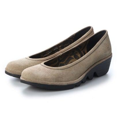アウトレット ヨーロッパコンフォートシューズ EU Comfort Shoes FLYLONDON パンプス 500 424ベージュbfyY76mIgv