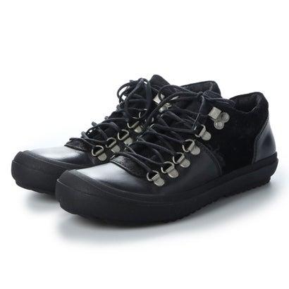 【アウトレット】ヨーロッパコンフォートシューズ EU Comfort Shoes FLYLONDON スニーカー(601.221) (ブラック)