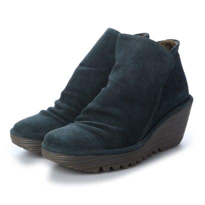 ヨーロッパコンフォートシューズ EU Comfort Shoes FLYLONDON ショートブーツ(YIP500.505) (ダークネイビー)