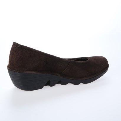 アウトレット ヨーロッパコンフォートシューズ EU Comfort Shoes FLYLONDON パンプス 500 424ダークブラウンodxBCQrWe