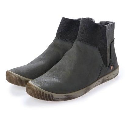 【アウトレット】ヨーロッパコンフォートシューズ EU Comfort Shoes Softinos ショートブーツ(900.011) (カーキ)
