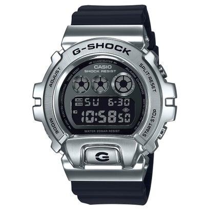 【G-SHOCK】6900シリーズ / メタルベゼル / GM-6900-1JF (ブラック×シルバー)