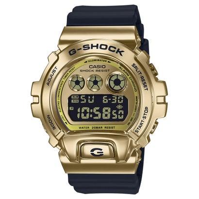 【G-SHOCK】6900シリーズ / メタルベゼル / GM-6900G-9JF (ゴールド×ブラック)