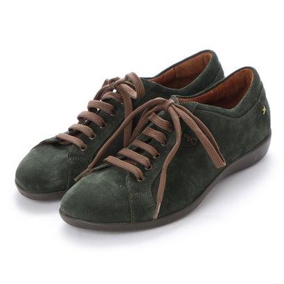 【アウトレット】ヨーロッパコンフォートシューズ EU Comfort Shoes Benvado スニーカー(30008) (ダークグリーン)