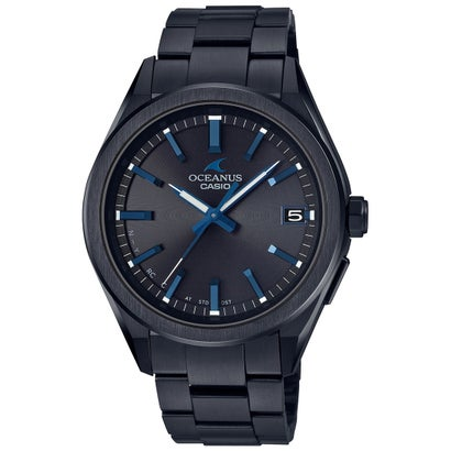 【OCEANUS】Classic Line / スマートフォンリンク / 電波ソーラー / OCW-T200SB-1AJF / オシアナス (ブラック×ブルー)