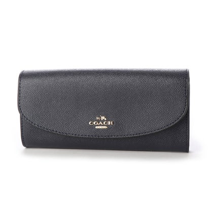コーチ COACH WALLET (MID NIGHT BLUE)