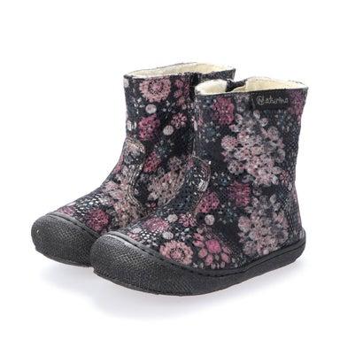 ヨーロッパコンフォートシューズ EU Comfort Shoes Narurino ベビーミドルブーツ (ピンク)