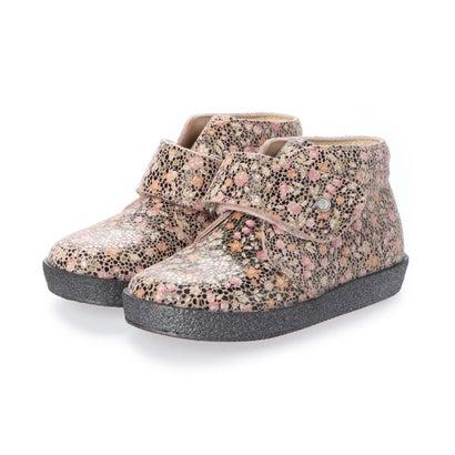 ヨーロッパコンフォートシューズ EU Comfort Shoes Narurino ベビーショートブーツ (ピンク)
