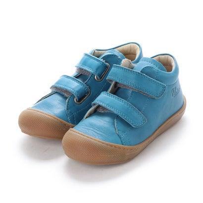 ヨーロッパコンフォートシューズ EU Comfort Shoes Narurino キッズハイカットスニーカー (スカイブルー)