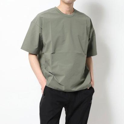 アディダス adidas メンズ 半袖Tシャツ M TEC シアサッカー Tシャツ FM5407