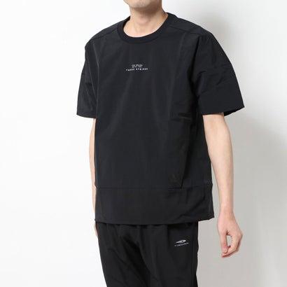 アディダス adidas メンズ 半袖Tシャツ M MH ウーブンシャツ FM5467
