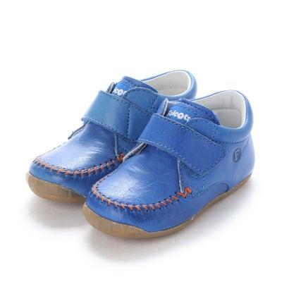 【アウトレット】ヨーロッパコンフォートシューズ EU Comfort Shoes Naturino ベビーハイカットスニーカー (ブルー)