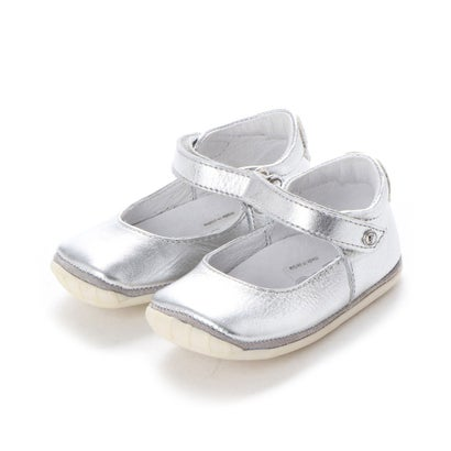 <title>あす楽 交換 返品可能 <セール&特集> ヨーロッパコンフォートシューズ EU Comfort Shoes ガールズシューズ フラットシューズ ロコンド Naturino ベビーメリージェーン ホワイト</title>