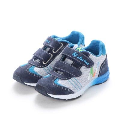 ヨーロッパコンフォートシューズ EU Comfort Shoes Naturino キッズスポーツスニーカー (ネイビー)