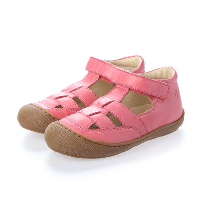 【アウトレット】ヨーロッパコンフォートシューズ EU Comfort Shoes Naturino キッズサンダル (ピンク)