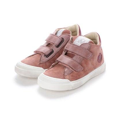 ヨーロッパコンフォートシューズ EU Comfort Shoes Narurino キッズローカットスニーカー (ピンク)