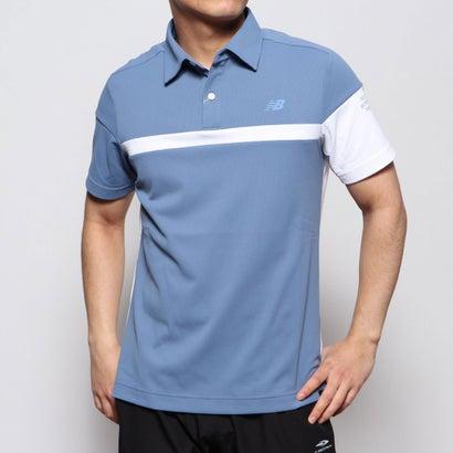 ニューバランス new balance メンズ ゴルフ 半袖シャツ ストレッチカノコシャツ 0120168002
