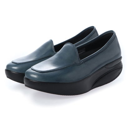 エムビーティー MBT OXFORD LOAFER W (OXFORD BLUE)
