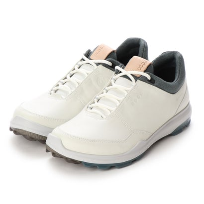 エコー ECCO M GOLF BIOM HYBRID 3 (WHITE/LAKE)