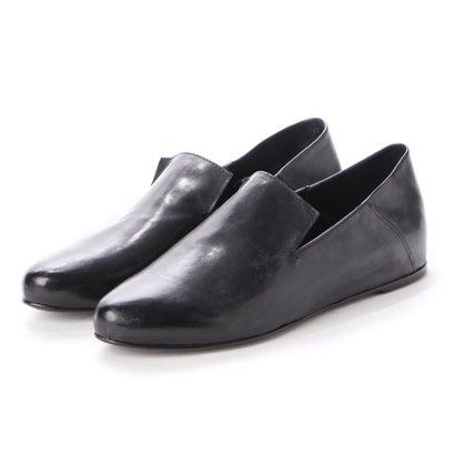 【アウトレット】ヨーロッパコンフォートシューズ EU Comfort Shoes King Tartufoli シンプルローファー(2942) (ブラック)