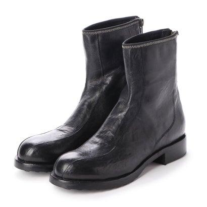【アウトレット】ヨーロッパコンフォートシューズ EU Comfort Shoes King Tartufoli ショートブーツ(3276) (ブラック)