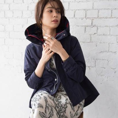 アクアガール aquagirl 【25th別注】MOREPLUS マウンテンパーカー (ネイビー)