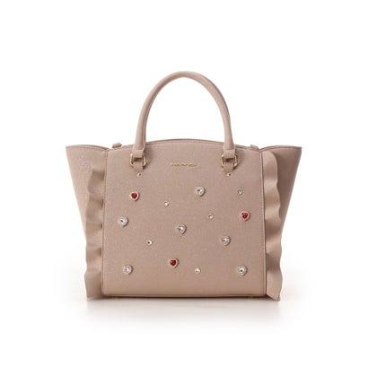 サマンサベガ ホリデーコレクション ビジューフラッター ピンク