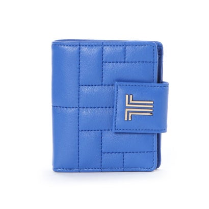 ランバン オン ブルー LANVIN en Bleu ベルシー 2つ折り財布 (ロイヤルブルー)